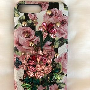 Authentic Dolce & Gabbana iphone 7/8 plus cover